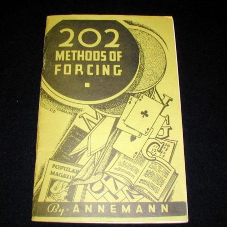 202 Methods of Forcing by Ted Annemann