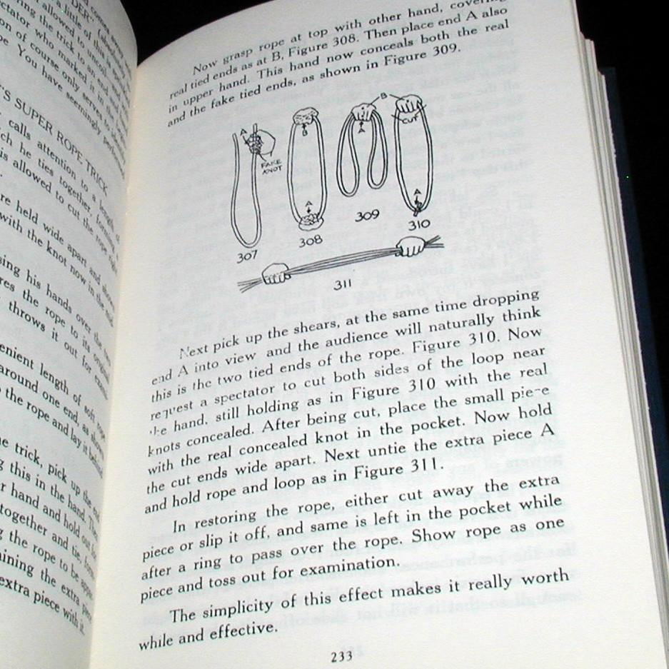 Abbott's Encyclopedia of Rope Tricks Vol  1 by Stewart James