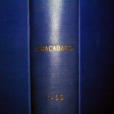 Abracadabra: 1-50 by Goodliffe