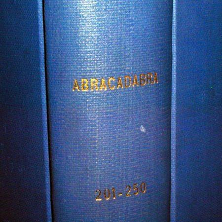 Abracadabra: 201-250 by Goodliffe