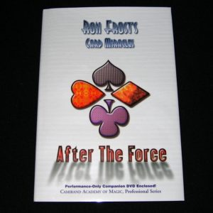 Card Miracles - After The Force by Ron Frost