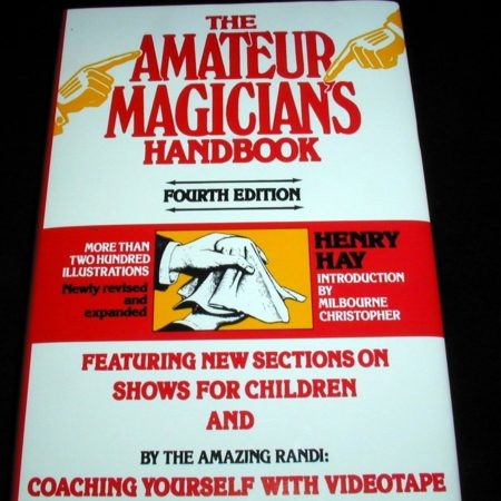 Amateur Magician's Handbook, The by Henry Hay