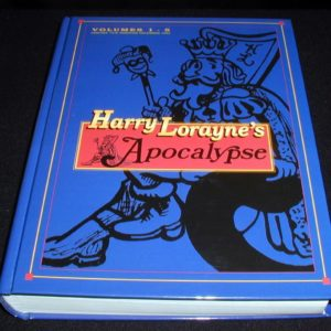 Review by George Guerra for Apocalypse: Vols: 1-5 by Harry Lorayne