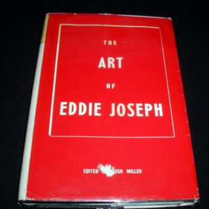 Art of Eddie Joseph, The by Eddie Joseph
