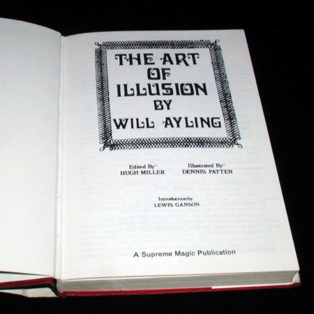 Art of Illusion, The by Will Ayling