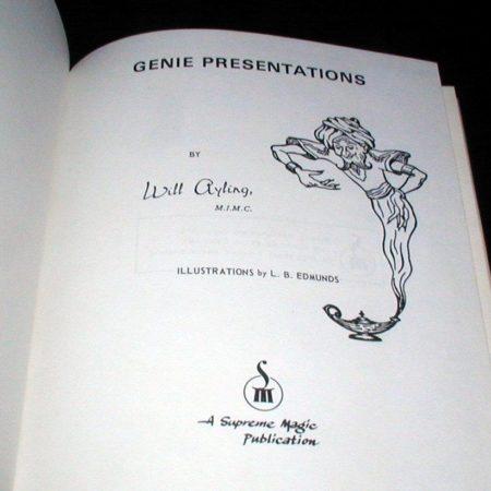 Genie Presentations by Will Ayling
