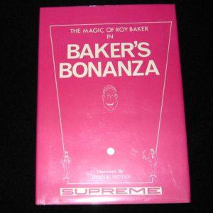 Baker's Bonanza by Roy Baker