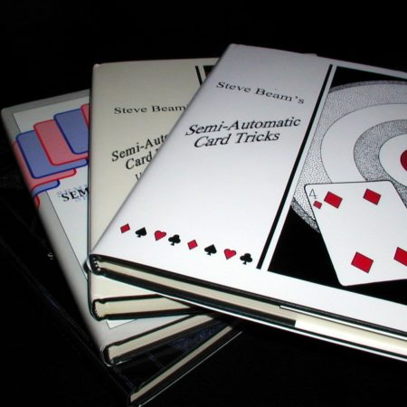 Semi-Automatic Card Tricks: Vol. 4 by Steve Beam