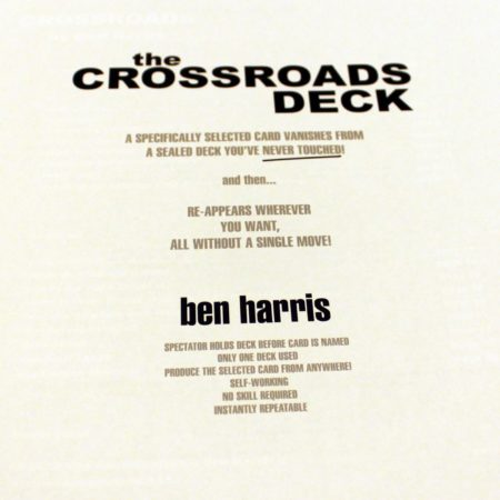 Crossroads by Ben Harris