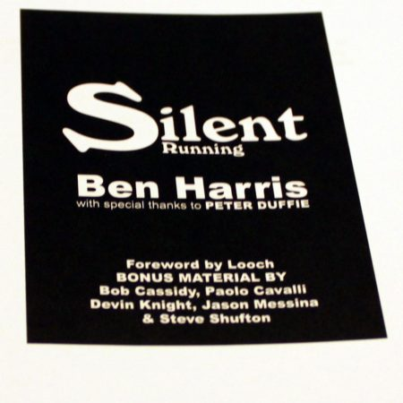 Silent Running by Ben Harris