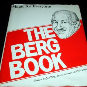 Berg Book, The by Joe Berg, David Avadon, Eric C. Lewis