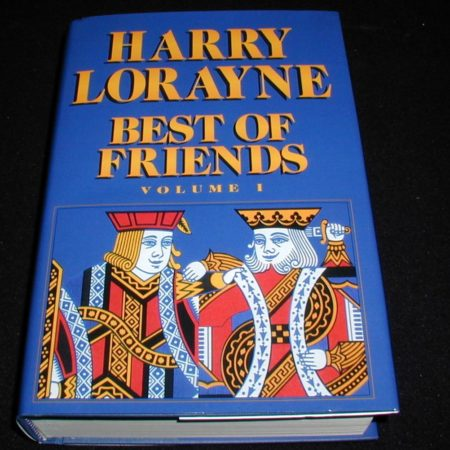 Best of Friends, Vol.1 by Harry Lorayne