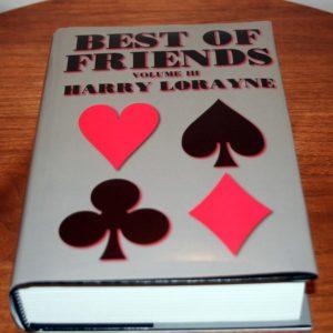 Best of Friends, Vol. 3 by Harry Lorayne