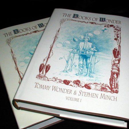 Books of Wonder: Vol. 2 by Tommy Wonder, Stephen Minch