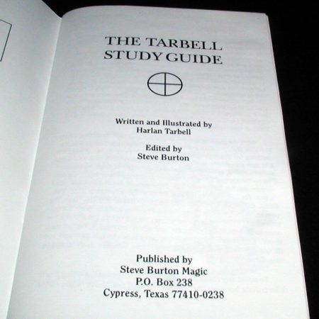 Tarbell Study Guide by Harlan Tarbell