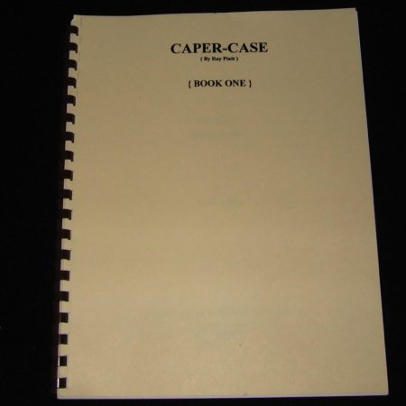 Ray Piatt's Caper-Case Book by Scott Davis