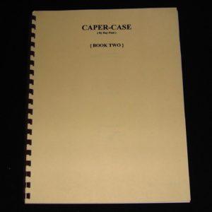Caper Case Book 2 by Scott Davis