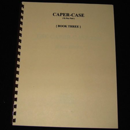 Caper Case 2000, Book 3 by Ray and Lisa Piatt