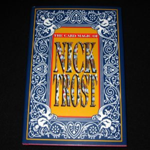 Review by Rennie Parcesepe for Card Magic of Nick Trost, The by Nick Trost