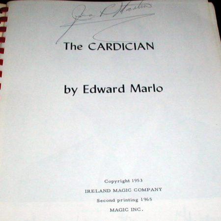 Cardician, The by Ed Marlo