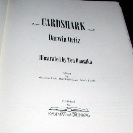 Cardshark by Darwin Ortiz