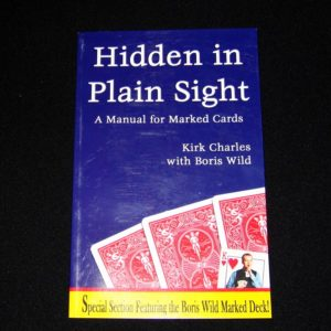 Review by Paul Budd for HIdden in Plain Sight by Kirk Charles, Boris Wild