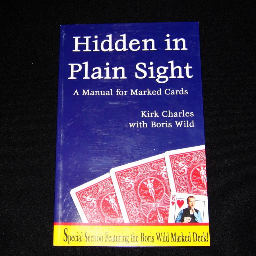 Hidden In Plain Sight By Kirk Charles Boris Wild