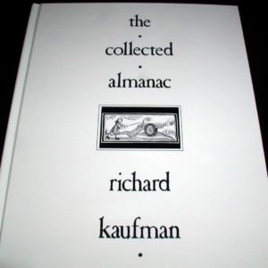 Collected Almanac, The by Richard Kaufman