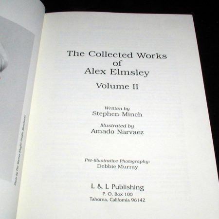 Collected Works of Alex Elmsley, Vol. 2 by Stephen Minch