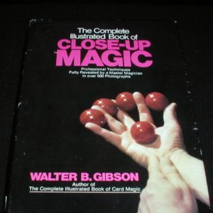 Review by Daryl Maddox for Complete Illustrated Book of Close-up Magic, The by Walter B. Gibson