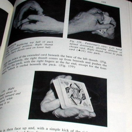 Complete Illustrated Book of Card Magic, The by Walter B. Gibson
