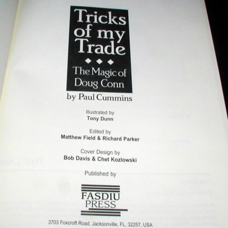 Tricks of My Trade by Paul Cummins