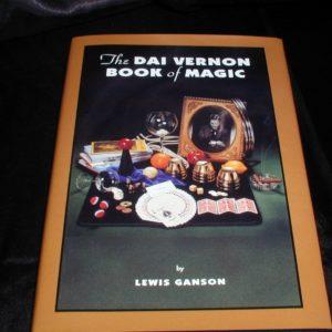 Dai Vernon Book of Magic by Lewis Ganson