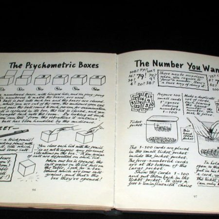 Illustrated Book of Magic Tricks, The by Will Dexter