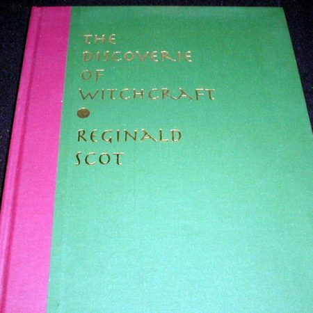 Discoverie of Witchcraft, The by Reginald Scot