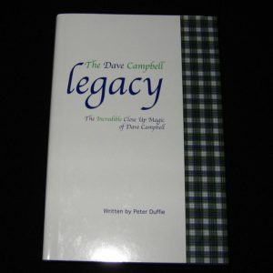 Review by Ian Smith for Dave Campbell Legacy, The by Peter Duffie