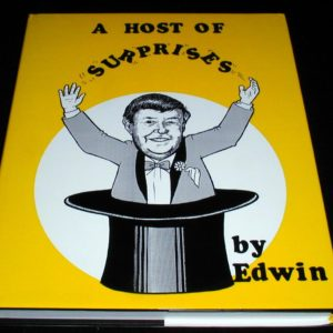 Edwin's Magic - A Host of Surprises by Edwin Hooper