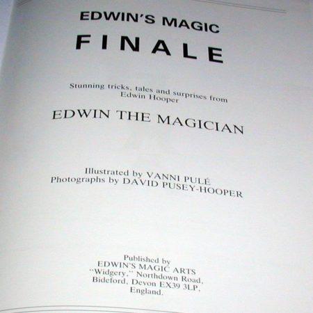 Edwin's Magic - Finale by Edwin Hooper