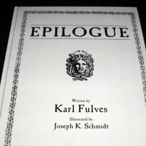 Epilogue by Karl Fulves