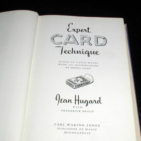 Expert Card Technique by Jean Hugard, Frederick Braue