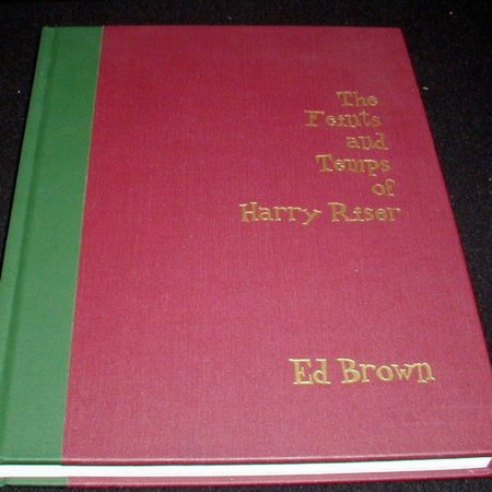 Feints and Temps of Harry Riser by Ed Brown