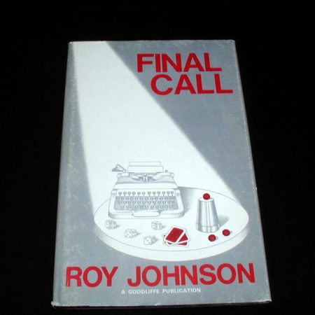 Final Call by Roy Johnson