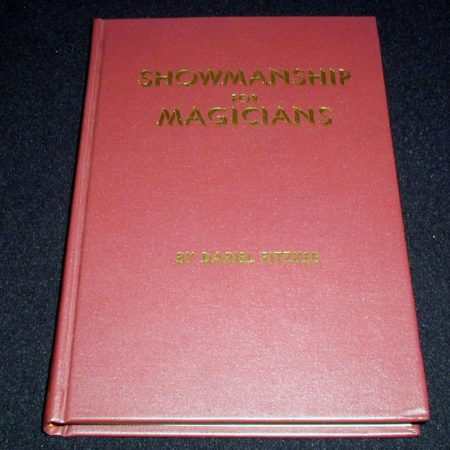 Showmanship for Magicians by Dariel Fitzkee