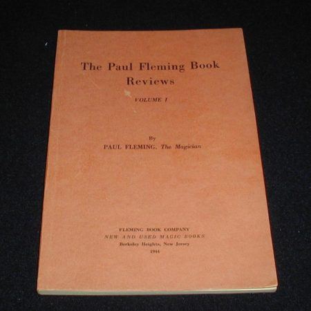 Paul Fleming Book Reviews Vol. I by Paul Fleming