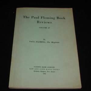 Paul Fleming Book Reviews Vol. II by Paul Fleming