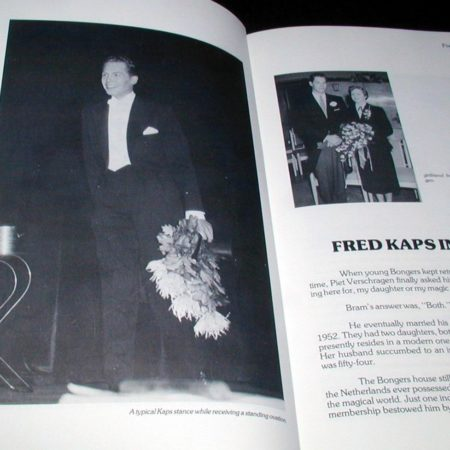 Fred Kaps: 1926-1980 by Freddie Jelsma