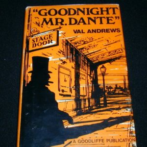 Review by Dante for Goodnight Mr. Dante by Val Andrews