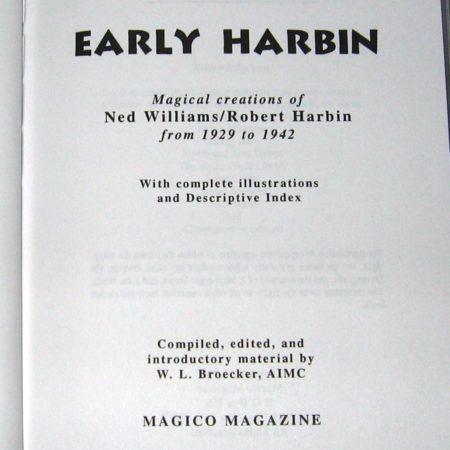 Harbin X2 by Robert Harbin