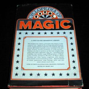 Cyclopedia of Magic by Henry Hay