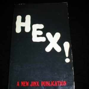 Hex! A New Jinx Publication by Bill Madsen, Al Forgione